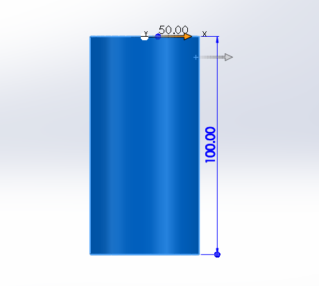 Simulation of water draining from a Cylindrical tank using
