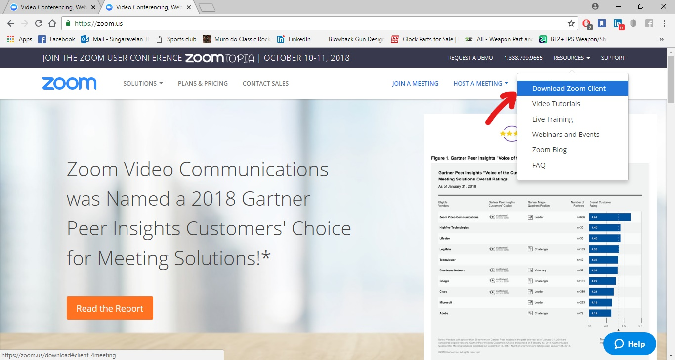 How to use ZOOM ? (For PCs and Laptops) - Projects - Skill-Lync