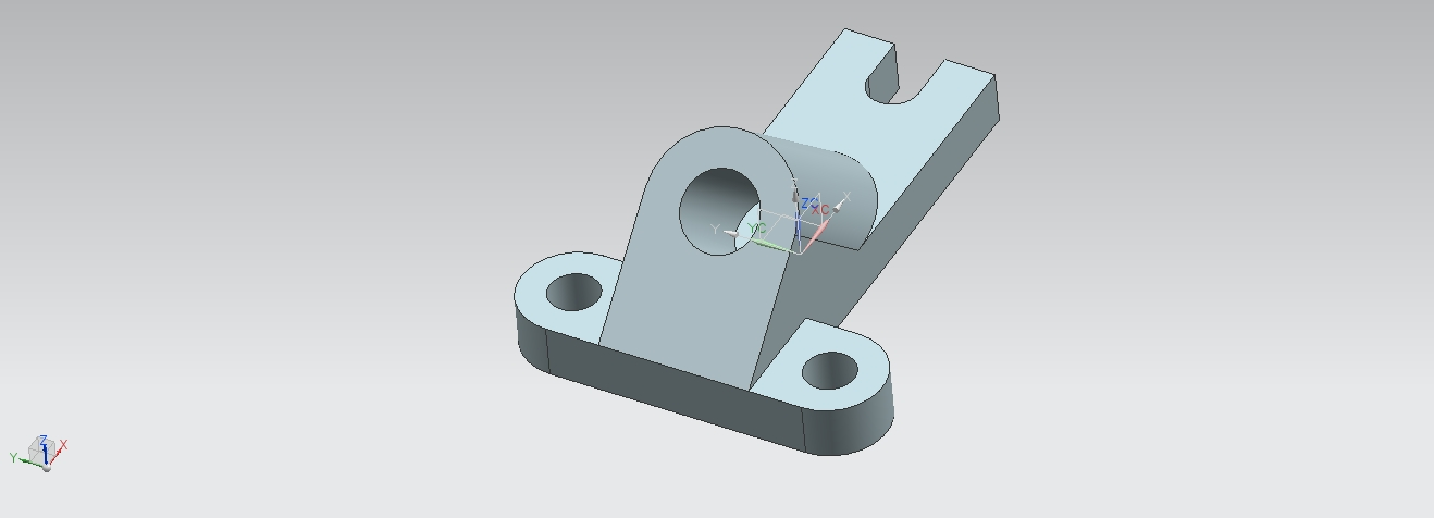 Mechanical Parts Modeling In Nx Cad Unigraphics