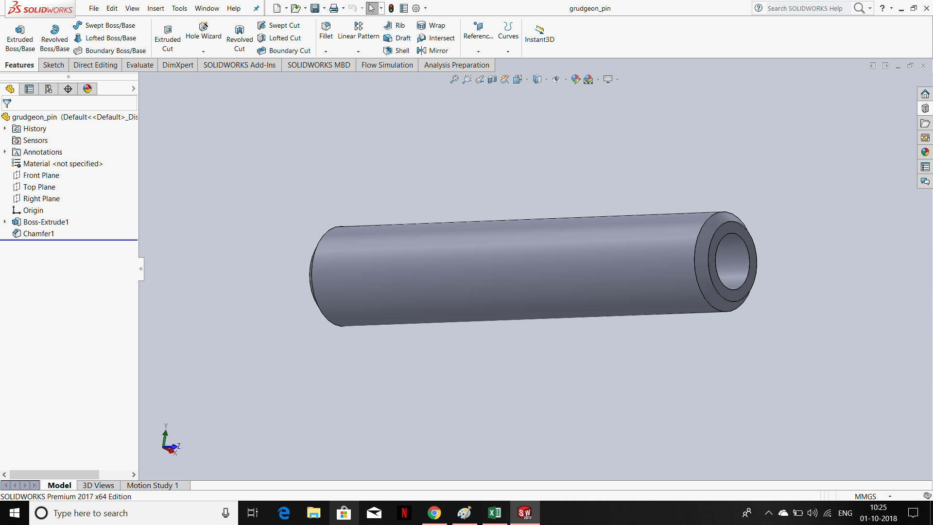 Gear Generator Solidworks
