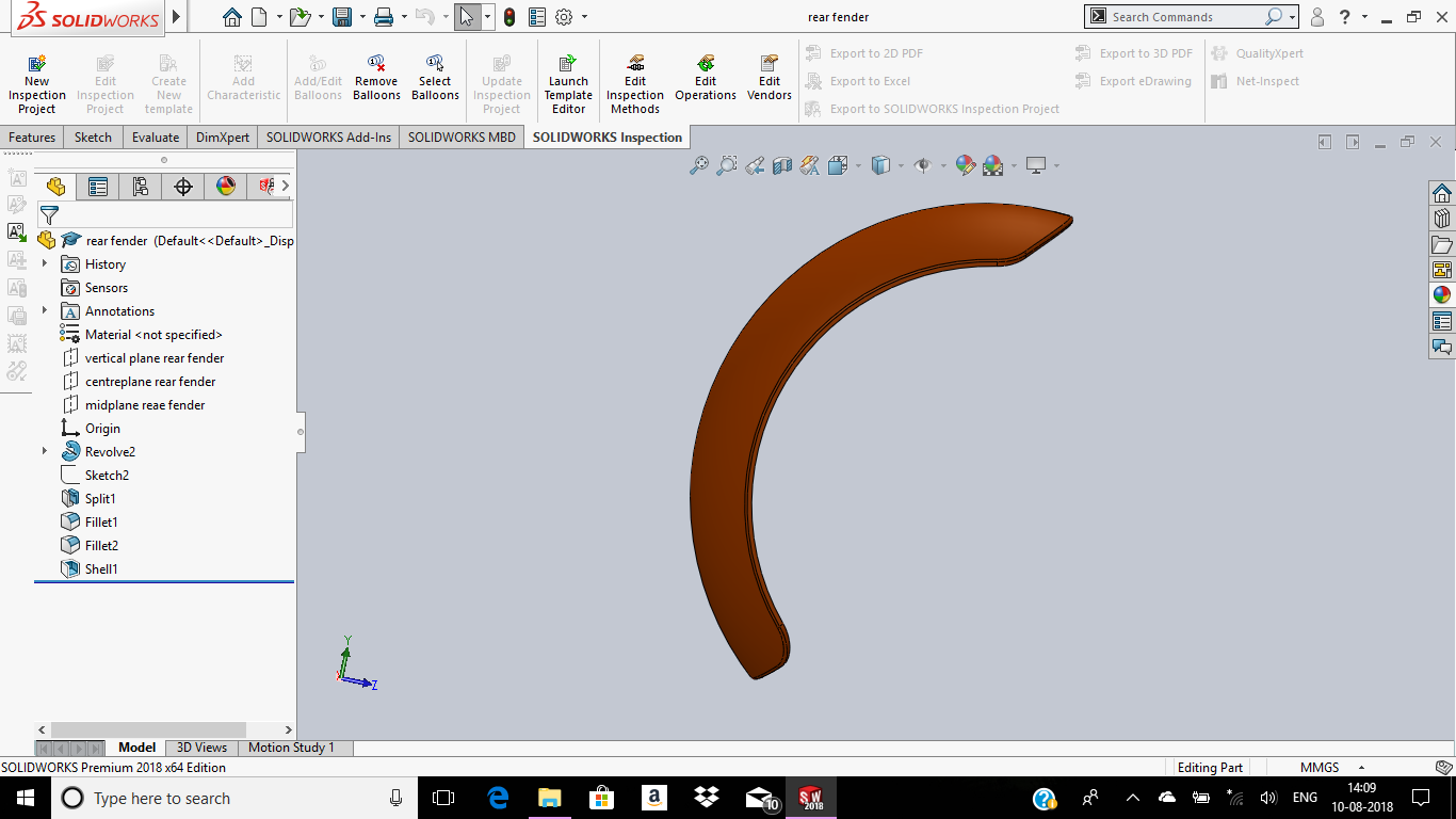 Mastering Solidworks User Interface - Projects - Skill-Lync